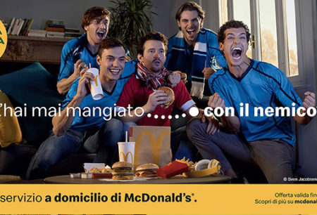 McDonald's McDelivery 2019