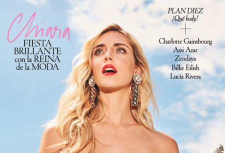 Glamour Cover Story